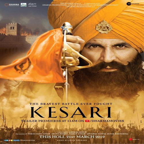 Kesari At Box Office - Anand Soni