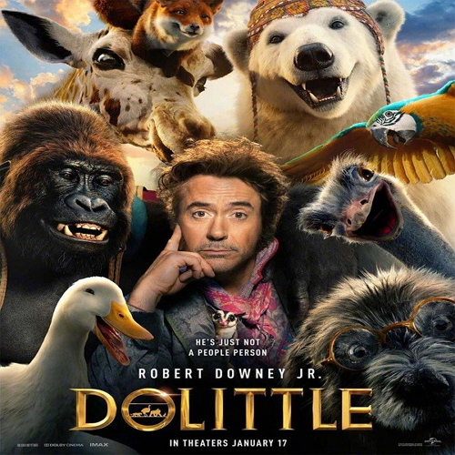 """"""" Dolittle At Box Office - by best Astrologer and Vastu consultant in Pune, India"""""""