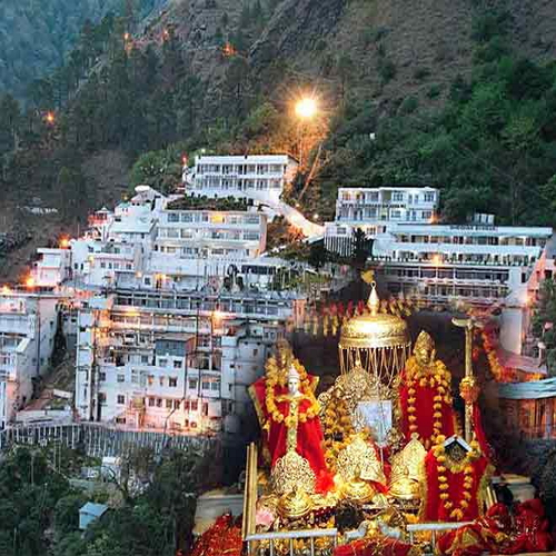 """"""" 11 Positive Features Maa Vaishno Devi Temple At Katra Near Jammu - by best Astrologer and Vastu consultant in Pune, India"""""""
