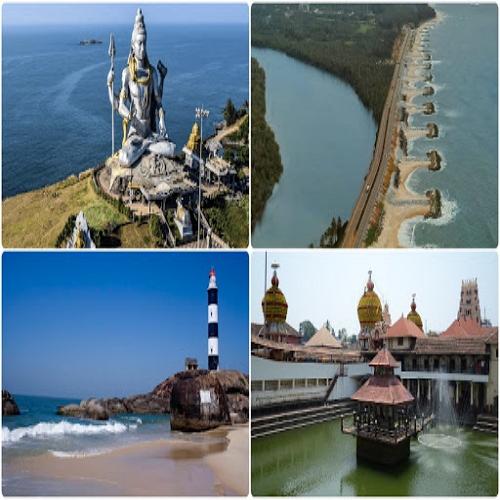 """"""" Karnataka / India Pilgrimage Holy Shrines Of Tridosha , Panchamahabhootas Importance by best Astrologer and Vastu consultant in Pune, India"""""""
